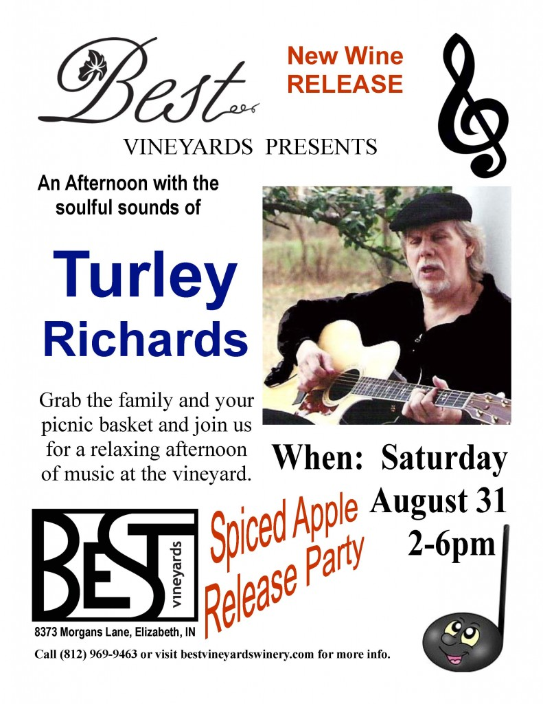 Concert Flyer2013 Turley Richards