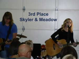 Skyler and Meadow