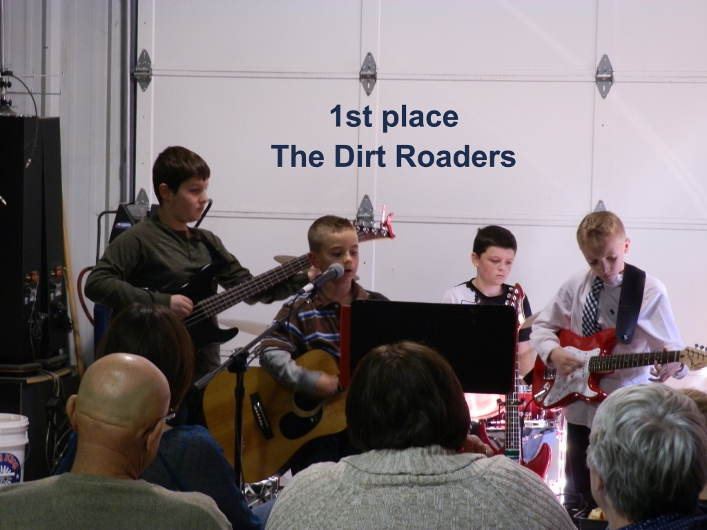 The Dirt Roaders