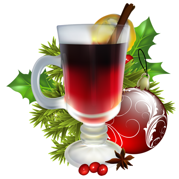 Christmas_Tea_with_Christmas_Decorations_PNG_Image